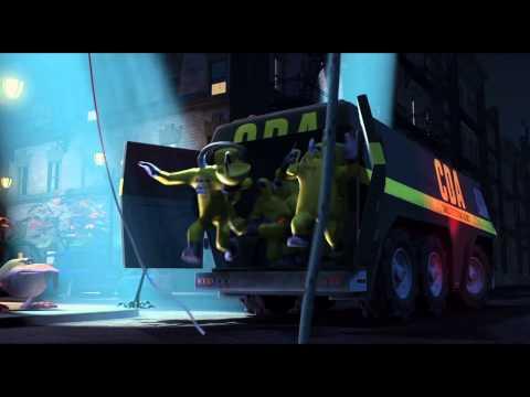 Monster, Inc. 3D - Công Ty Quái Vật 3D -Trailer