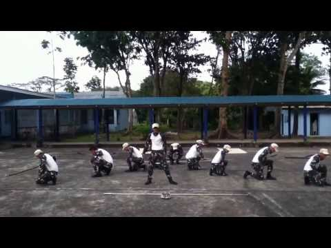 MSEUF College of Maritime Education Dance Rehearsal