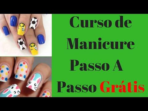 Видео Curso de manicure online gratis