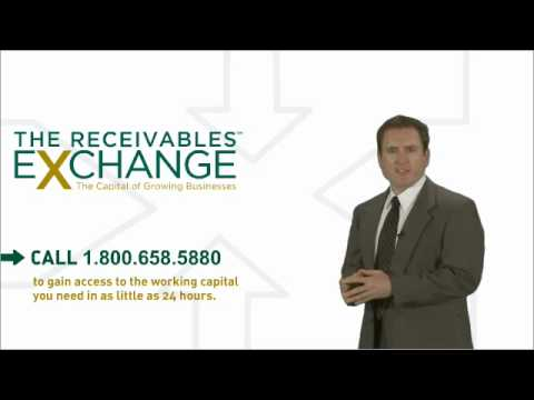 The Receivables Exchange Overview - Accounts Receivable Financing