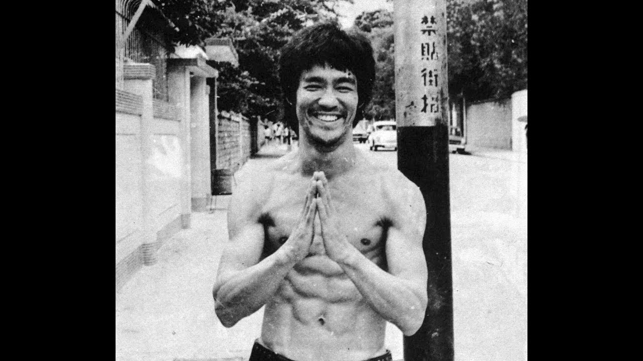 a video report on bruce lee