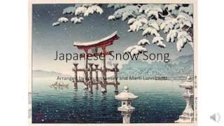 Video Japanese Snow Song (Yuki) download MP3, 3GP, MP4, WEBM, AVI, FLV Juli 2018