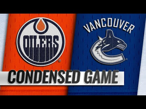 01/16/19 Condensed Game: Oilers @ Canucks