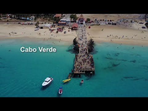 Our Islands, Our Oceans - Cabo Verde ( narrated by Lambert Wilson, actor, activist)