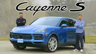 2019 Porsche Cayenne S Review // Refreshing, Refined...And Really Really Good.