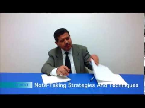 Joe Hernandez Interpreting - Consecutive Exercise 1 - Purse Snatching