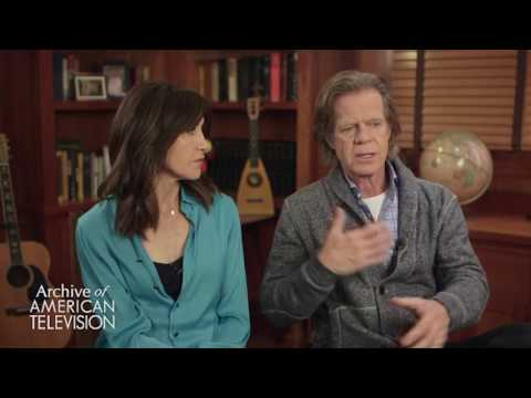 Felicity Huffman and William H. Macy on studying with David Mamet