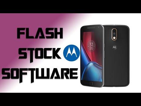 Moto G4 Plus (XT1643) flashing | software | restore upgrade