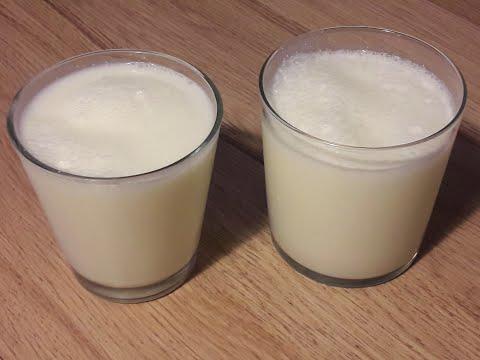 Турецкий  напиток АЙРАН / Как приготовить вкусный айран /Кисломолочный напиток /AYRAN