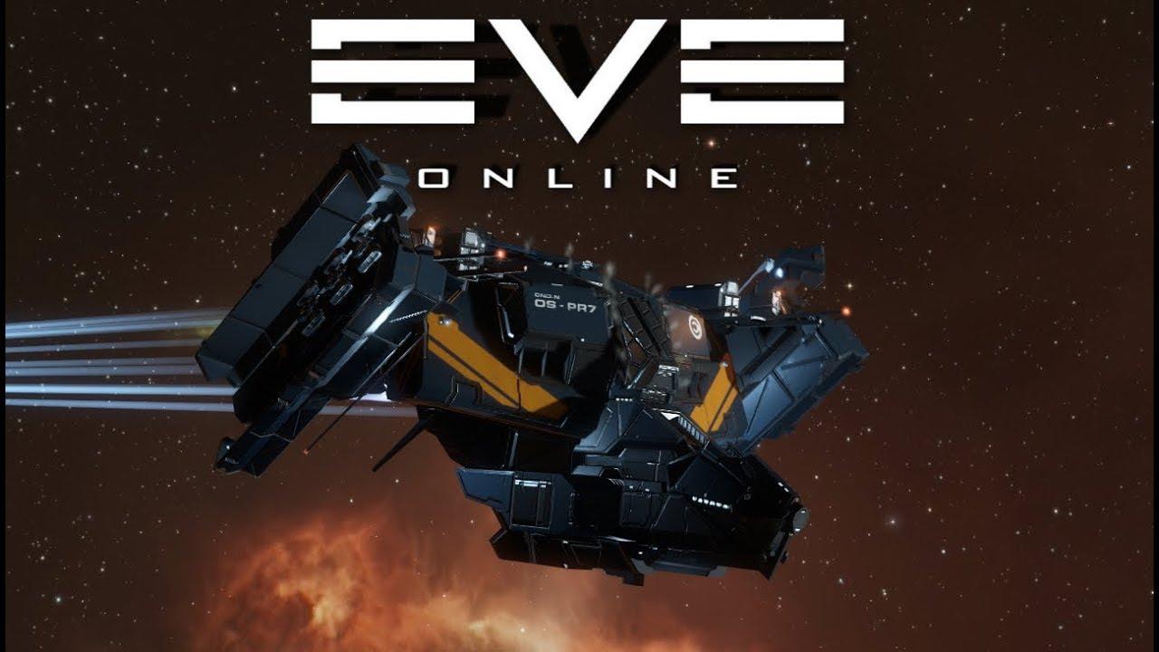 Eve Online Osprey Navy Issue Youtube