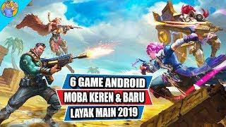 6 Game Android MOBA Keren dan Terbaru Layak Dimainkan di Tahun 2019
