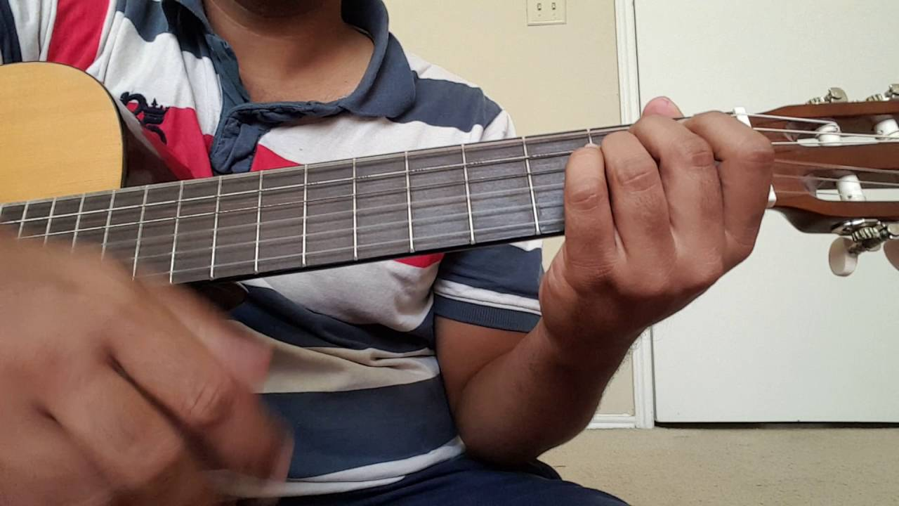4 Most Commonly Used Guitar Strumming Patterns Bollywood Songs