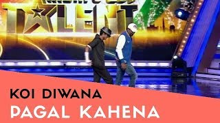 KOI DEEWANA PAGAL-MJ STYLE NAGPURI SADRI-INDIA'S GOT TALENT (SAILOWOOD OFFICIAL) ROSHAN TOPPO