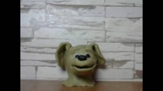 мимика собаки скулит, нюхает, рычит