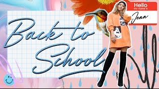 Back To School Outfits | Monday Through Friday