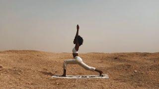 Smooth & Restorative | 20 Minute Kemetic Yoga Flow