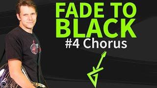 How To Play Fade to Black On Guitar Lesson #4 Chorus - Metallica Tutorial