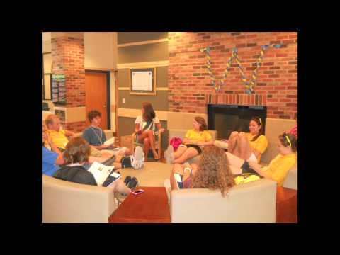wilkes university's first year student orientation june 2012