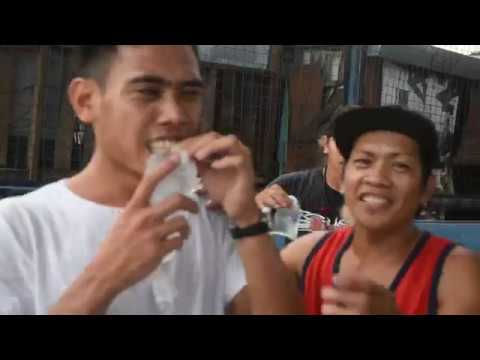 Interview Portion with Ice Tubig
