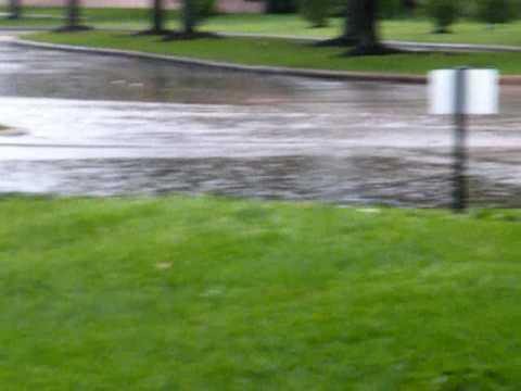 Flood In League City Youtube
