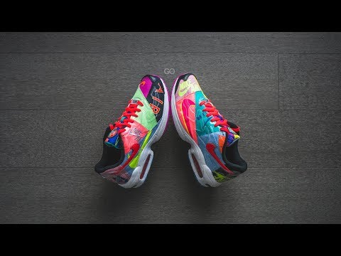 superior quality 87597 87c80 Atmos x Nike Air Max2 Light QS