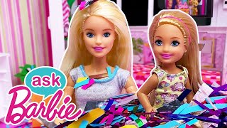 Ask Barbie About Her Day!   Barbie