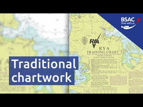 How to understand an admiralty chart