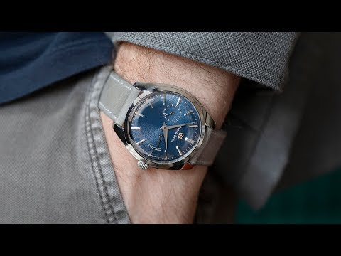 Review: A Quirky Watch With Style And Substance. | The Grand Seiko SBGK005