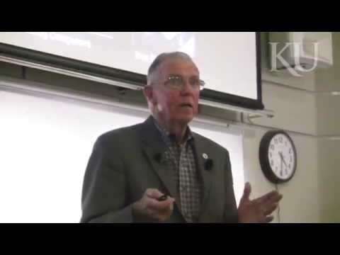 Astronaut Joe Engle -- X-15 Lecture at University of Kansas