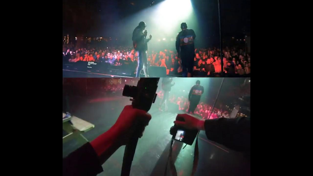 Joyner Lucas & Snoop Dogg Behind The Scenes P.O.V  ( Boston, Ma  )