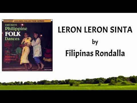 Leron Leron Sinta - Filipinas Rondalla