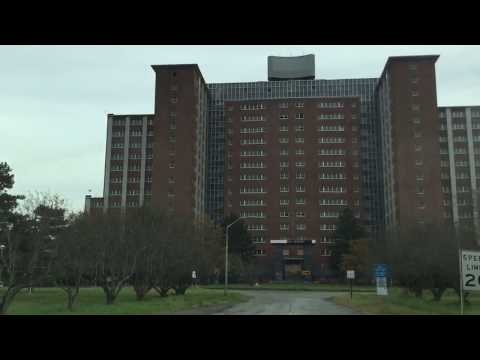 Exploring the abandoned Rochester Psychiatric Center
