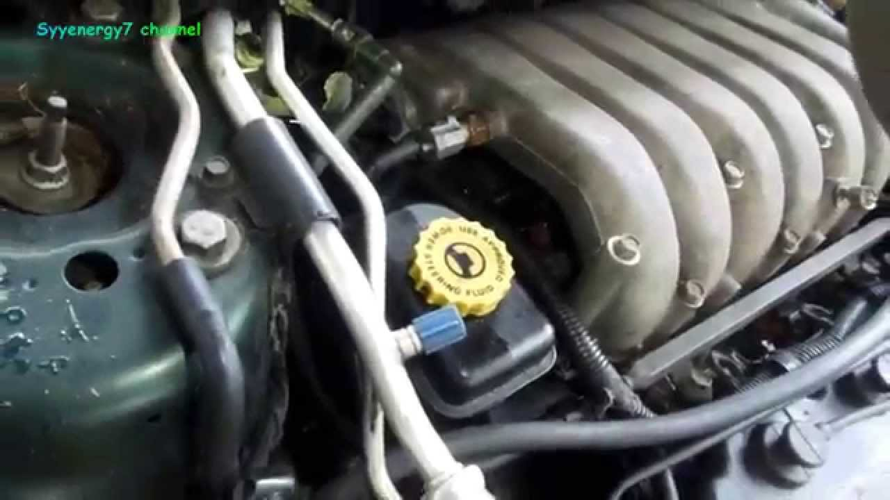 97 chrysler cirrus fuse box 1999 chrysler sebring, emissions sensors locations - youtube 2000 chrysler cirrus fuse diagram