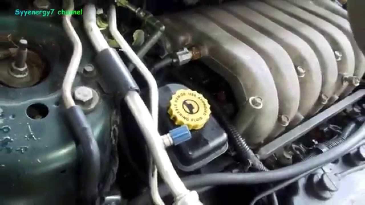 1999 sebring convertible belt diagram [ 1280 x 720 Pixel ]