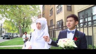 Wedding  film  of Aibek baike Asel by Next KG Steps