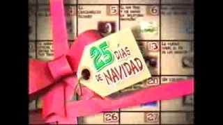 Promos y continuidades 25 días de Navidad, Cartoon Network LA 2002