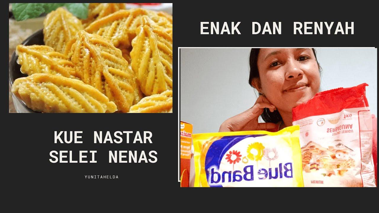 Resep Kue Nastar Tarcis Enak Ala Ambon Youtube