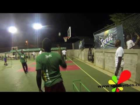 Sprite Dunk Out & 3 Point Shoot Out in Grenada