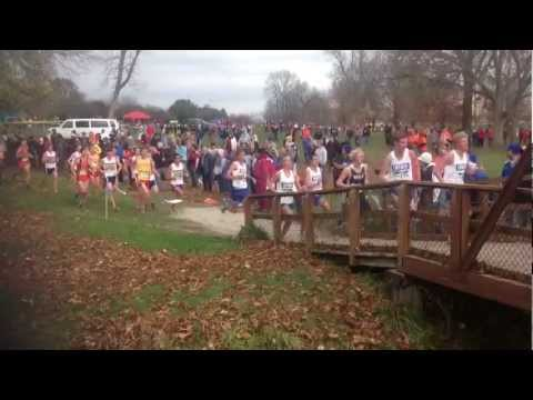 cedar park cross country meet 2012 movie