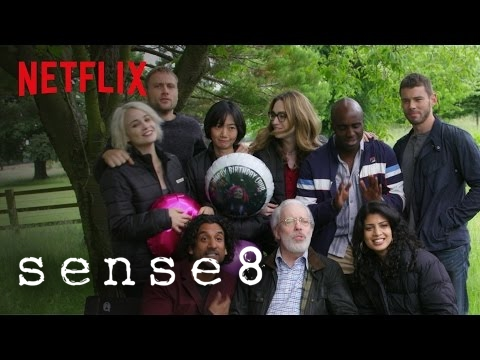 Sense8 | Featurette: Family | Netflix