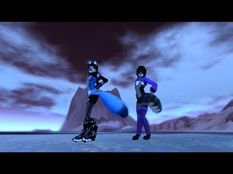 SL Furry Dance: Texy Fox Ft. Starscrye