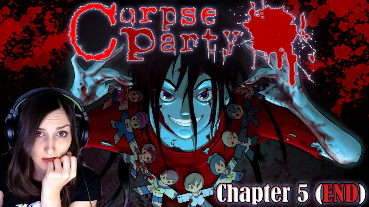 THE FINAL EPISODE!! - Corpse Party Chapter 5 (Part 5 - END ...