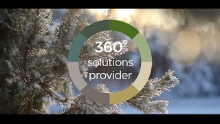 360° solutions provider for containerboard