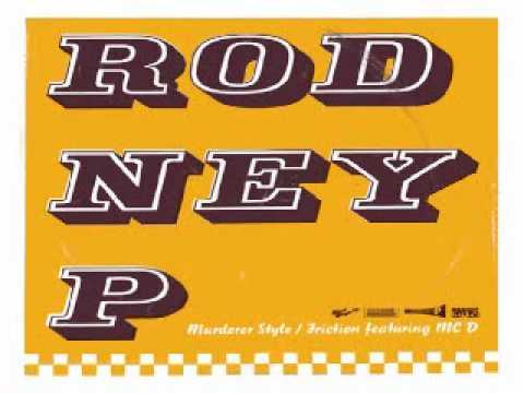 "RODNEY P - ""MURDERER STYLE"" *[EXPLICIT LYRICS]"
