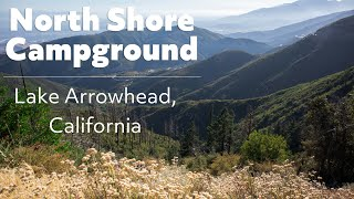 North Shore Campground Review, Lot 9, Lake Arrowhead, CA / Vita Cors