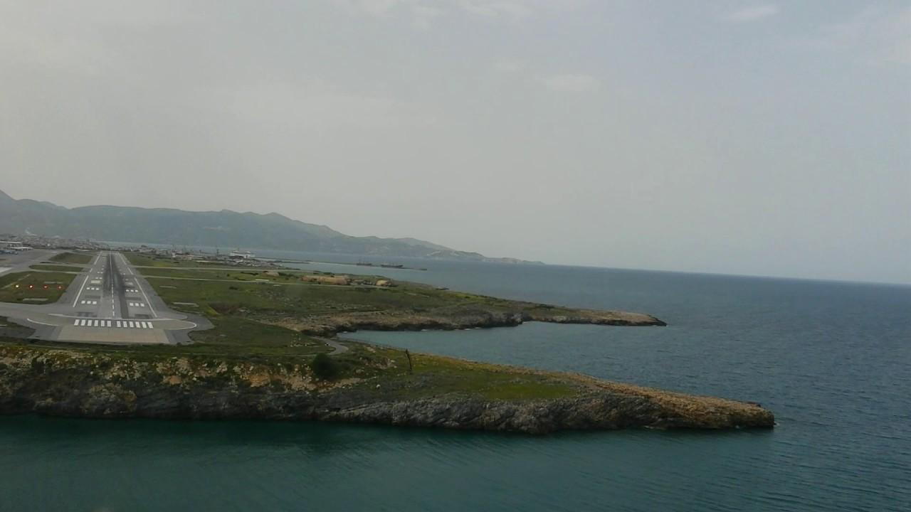 Crosswind on the coast