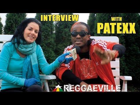 Interview with Patexx in Stuttgart,...
