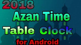 ",(2018) Prayer Times and Qibla Pro ( Android App )  'in Hindi | Islamic app"" review,"