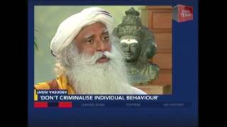 India Today Special: Twitter Townhall With Sadhguru