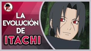 Naruto: History and Evolution of ITACHI UCHIHA